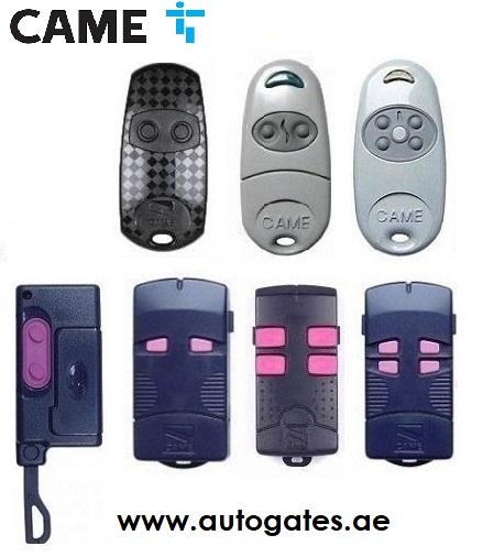 CAME Remote control Dubai, Sharjah, Ajman, Abu dhabi, UAE | +971 568 55 66 76