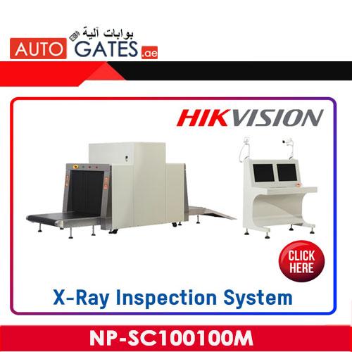 HIKVISION Baggage machine, HIKVISION Baggage Scanner NP-SC100100M Dubai, UAE