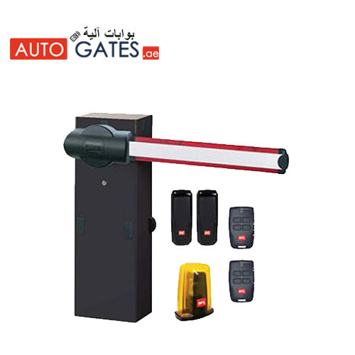 BFT Gate barrier Dubai, BFT Moovi barrier Dubai - BFT UAE