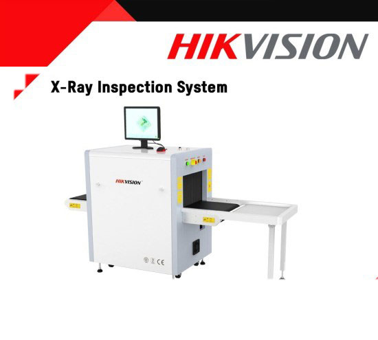 HIKVISION Bagggage Scanner, HIKVISION X RAY BAGGAGE SCANNER DUBAI, UAE