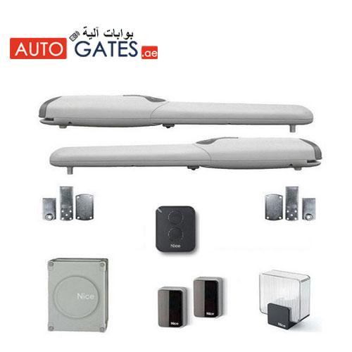 NICE Swing Gate Motor, NICE Swing Gate Motor Kit, NICE Wingo 3 - Dubai, UAE
