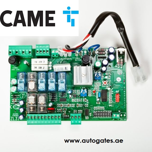 ZL 37-CAME gate barrier control board | G4000/G6000 Board Dubai, Sharjah, Ajman, UAE