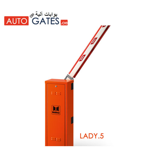 BENINCA Lady 5 Gate Barrier Dubai, BENINCA Lady Barrier pdf-BENINCA UAE